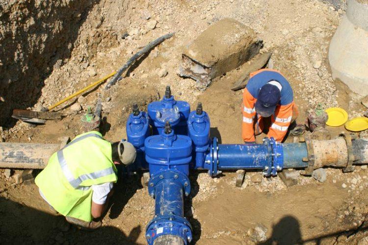 Maintenance du réseau d'eau - Haut Bugey Agglomération