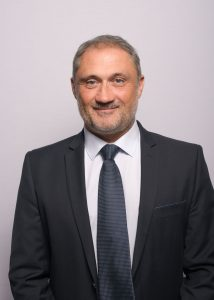 Laurent COMTET - Maire de Béard-Géovreissiat - Haut Bugey Agglomération