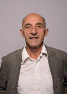 Alain AUBOEUF - Maire de Ceignes - Haut Bugey Agglomération