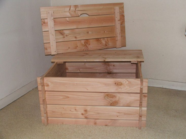 Composteur simple en bois - Haut Bugey Agglomération