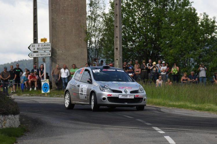 Rallye Ain Jura - Haut-Bugey Agglomération