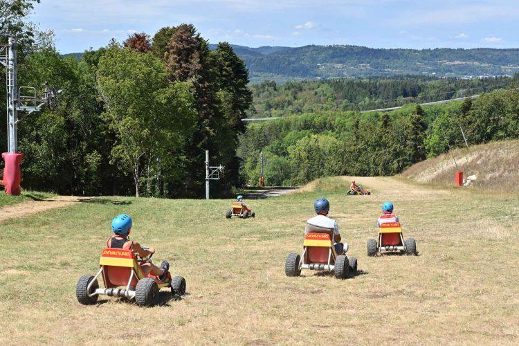 Trottin'Herb et Deval'Kart - Hauteville - Haut Bugey Agglomération