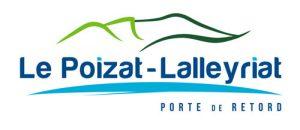 Logo Le Poizat-Lalleyriat - Haut Bugey Agglomération