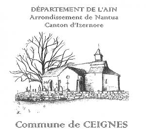 Logo Ceignes - Haut Bugey Agglomération