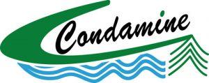 Logo Condamine - Haut Bugey Agglomération