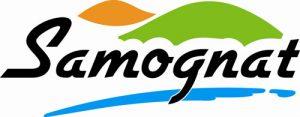 Logo Samognat - Haut Bugey Agglomération