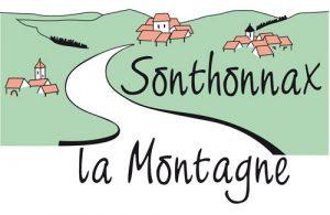 Logo Sonthonnax-la-Montagne - Haut Bugey Agglomération