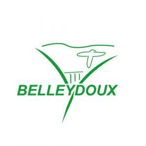 Logo Belleydoux - Haut Bugey Agglomération