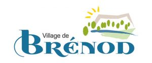 Logo Brénod - Haut Bugey Agglomération