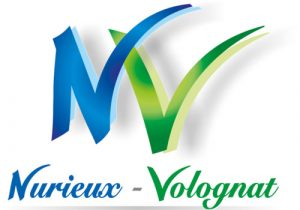 Logo Nurieux-Volognat - Haut Bugey Agglomération