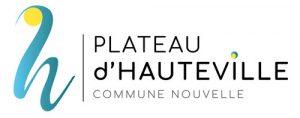 Logo Plateau d'Hauteville - Haut Bugey Agglomération