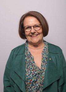 Arlette BERGET - Maire de Nurieux-Volognat - Haut Bugey Agglomération