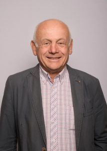 Claude MOREL - Maire d'Outriaz - Haut Bugey Agglomération
