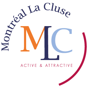 Logo Montréal-la-Cluse