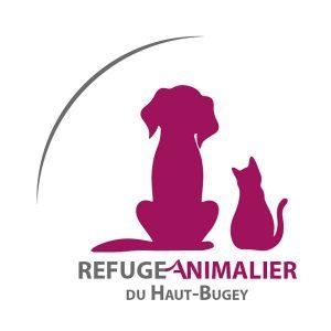 Logo du refuge animalier du Haut-Bugey