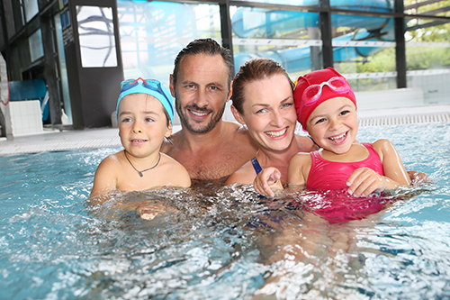 Vendredis en famille piscine