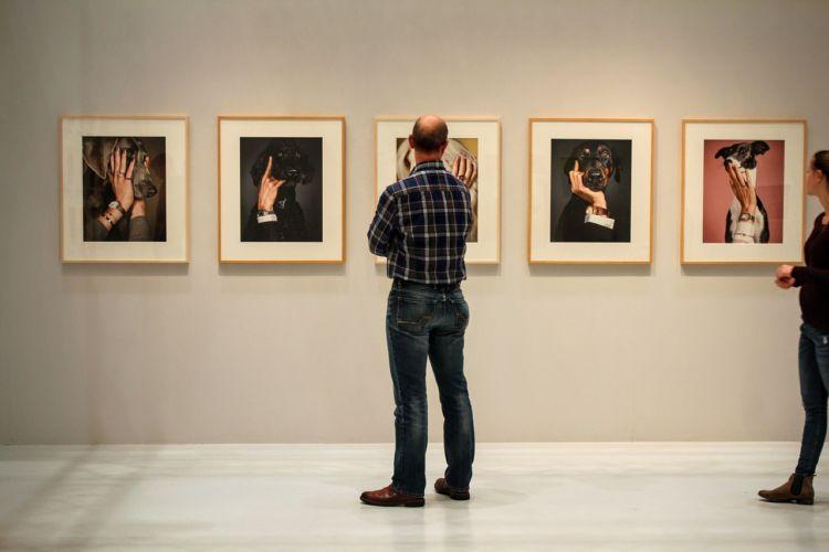 Reporté - Exposition - Rétrospective Alain Coutty