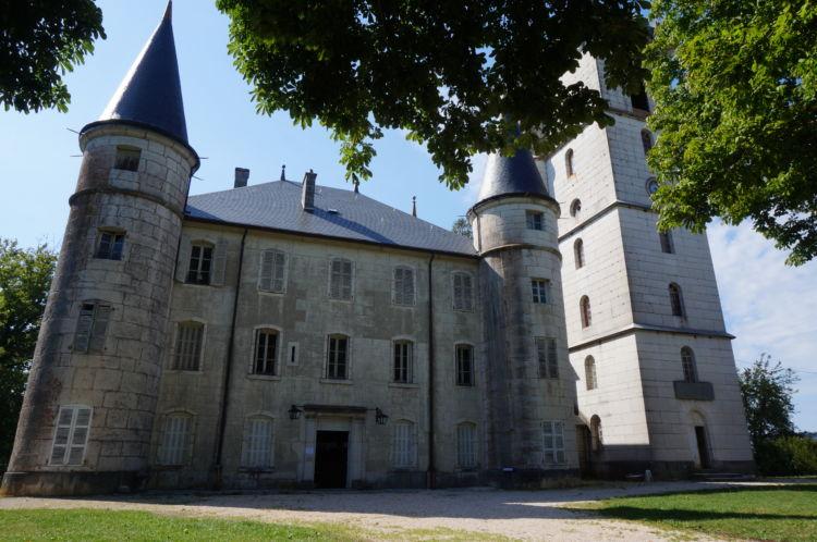 Exposition au Château de Champdor