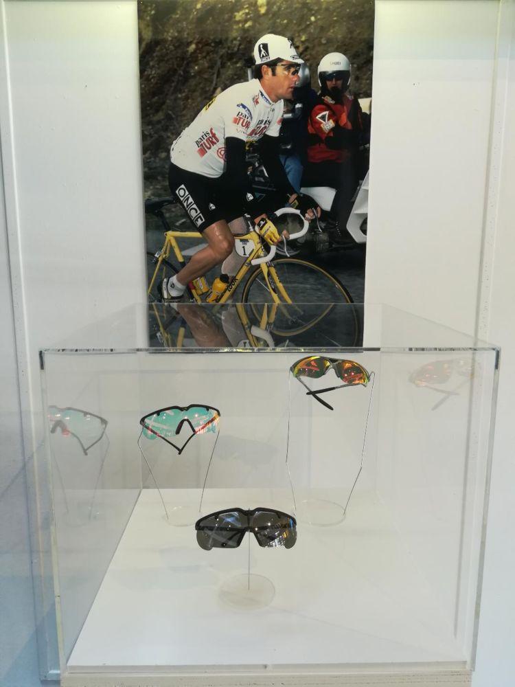 Exposition - Les lunettes du Tour